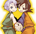 dance - goten-and-trunks photo