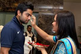 dazzling virat - cricket Photo