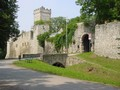eckartsburg castle near eckartsberga - castles photo