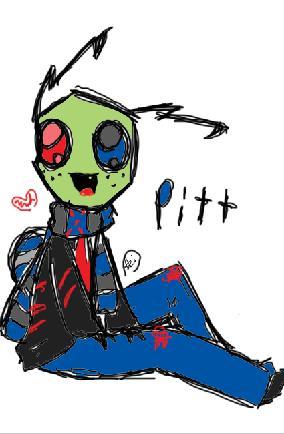 ex-invader Pitt