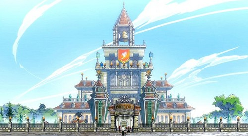 fairy tail places