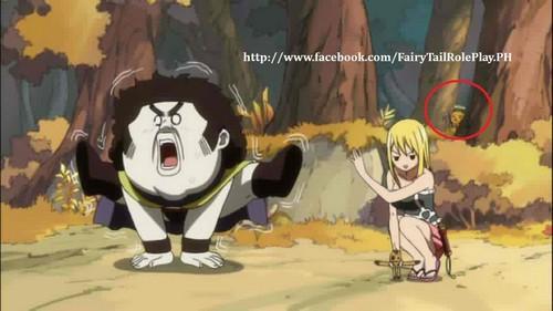 fairy tail weird creatures !