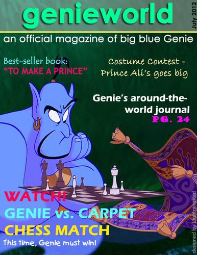 genieworld July 2012