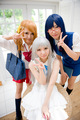 good cosplays... - anohana photo