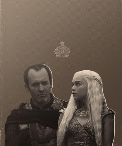 Daenerys Targaryen & Stannis Baratheon