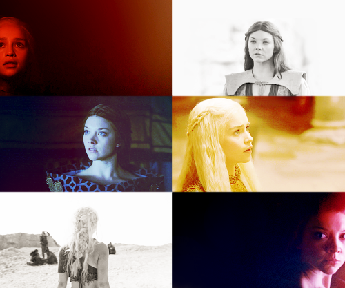 Daenerys Targaryen & Margaery Tyrell