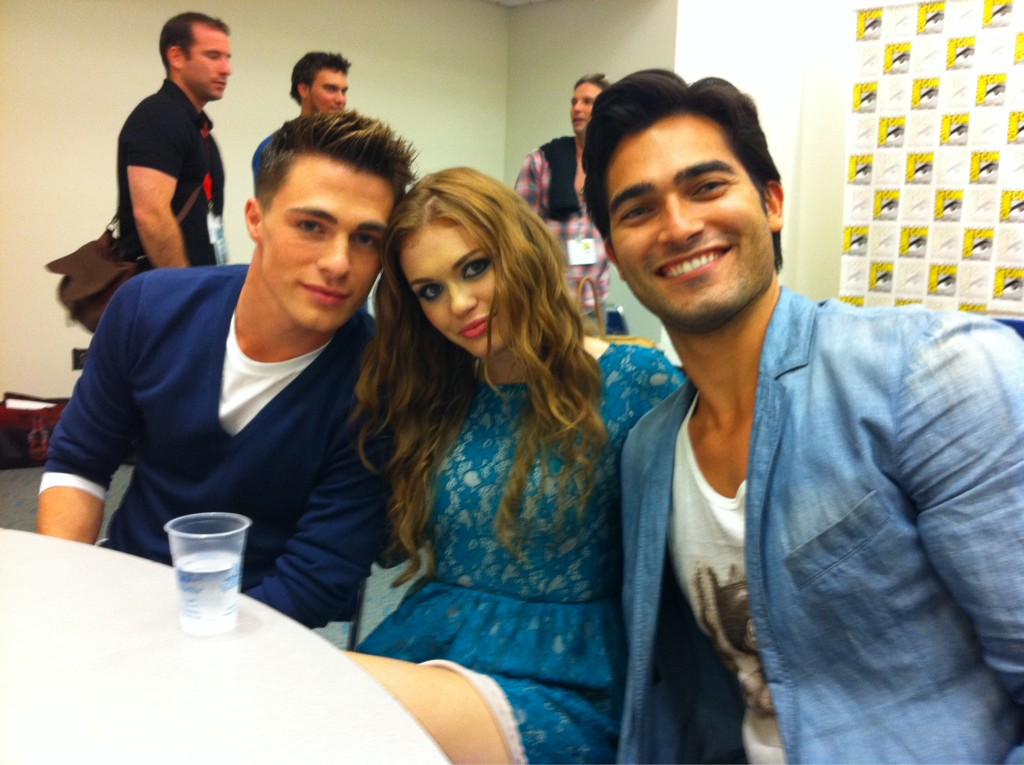 colton haynes and holland roden dating tumblr Colton haynes shared some throwback pics on his instagram on friday, and they will give you all the feels the slideshow features his co-stars tyler posey, dylan o'brien, tyler hoechlin, holland .
