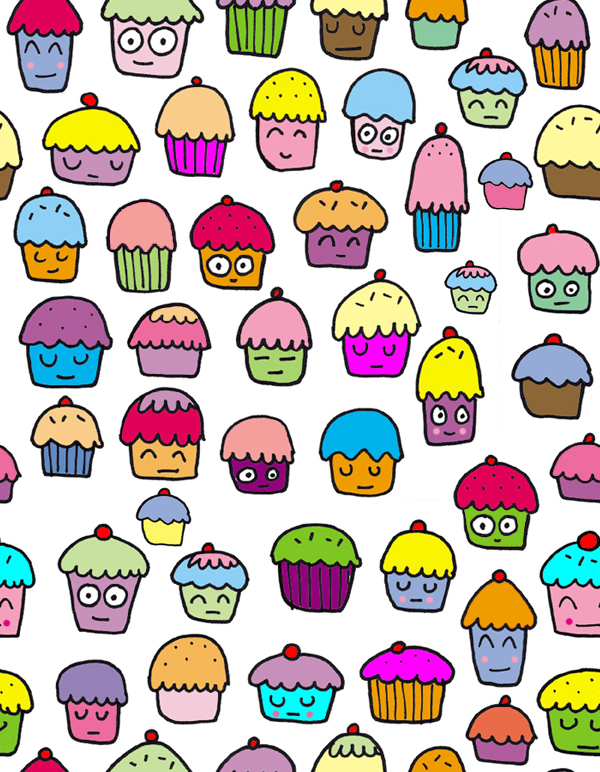 i love cupcakes wallpaper - photo #23