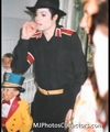 i love you baby angel - michael-jackson photo