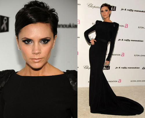 in black - victoria-beckham Photo