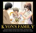 kyon's family