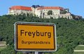 neuen burg castle at freyburg near naumburg - castles photo