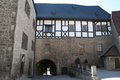 neuenburg castle atrium - castles photo