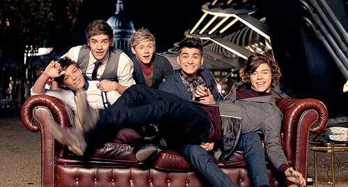one direction :3