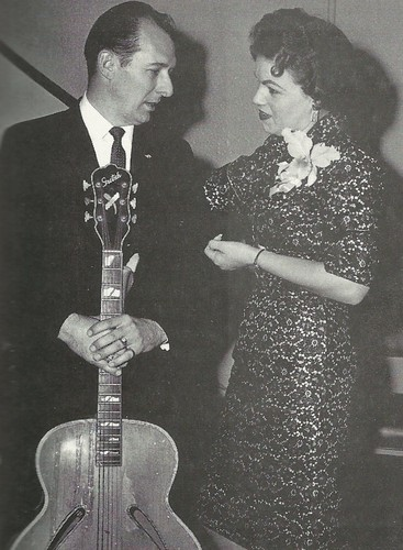 patsy cline and randy hughes