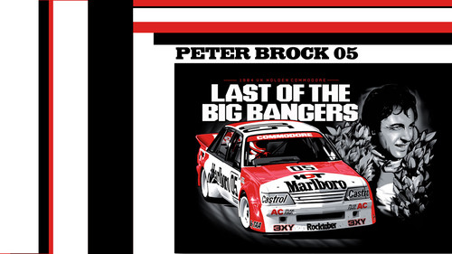 닥터 후 바탕화면 possibly with a stock car and an auto racing entitled peter brock