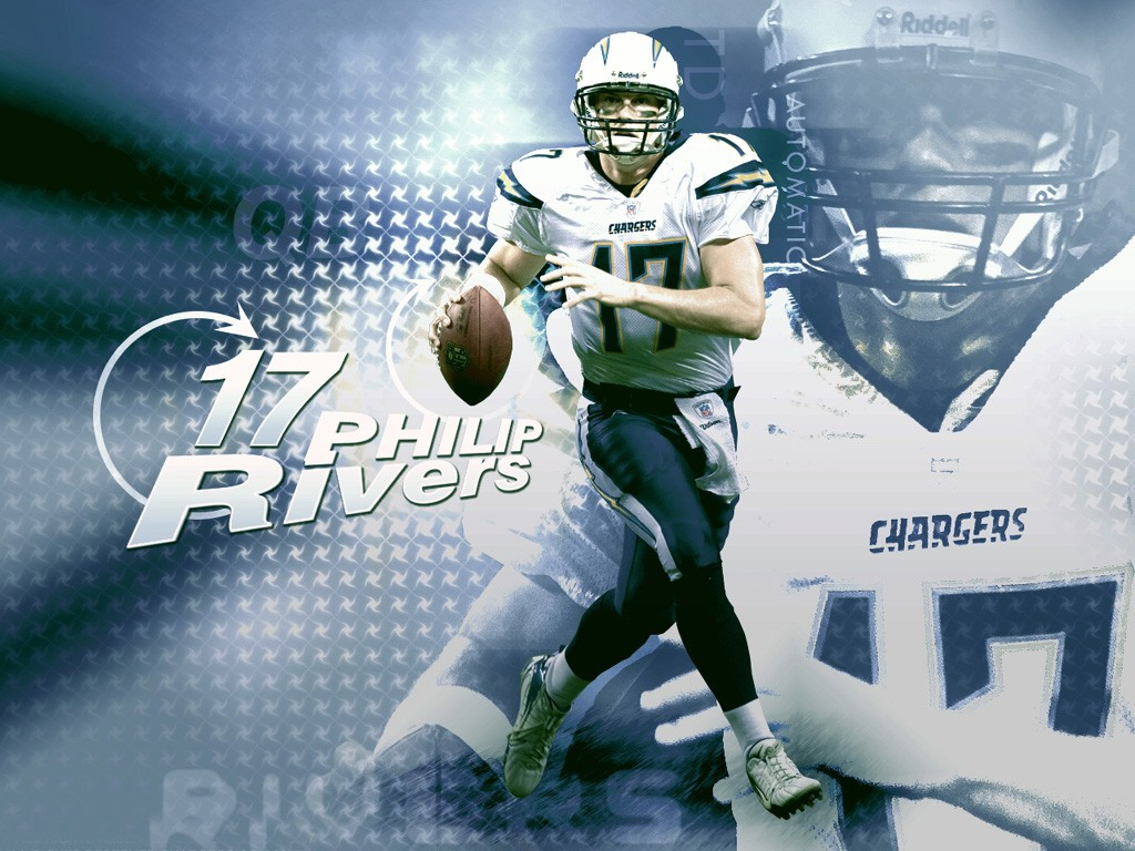 San Diego Chargers Images Phillip Rivers Hd Wallpaper And