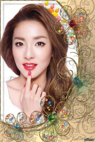 red lip dara