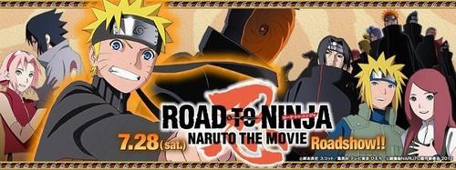 road to ninja