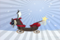 russels christmas sleigh - happy-tree-friends photo