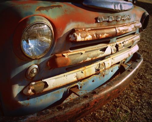 rustic bumper