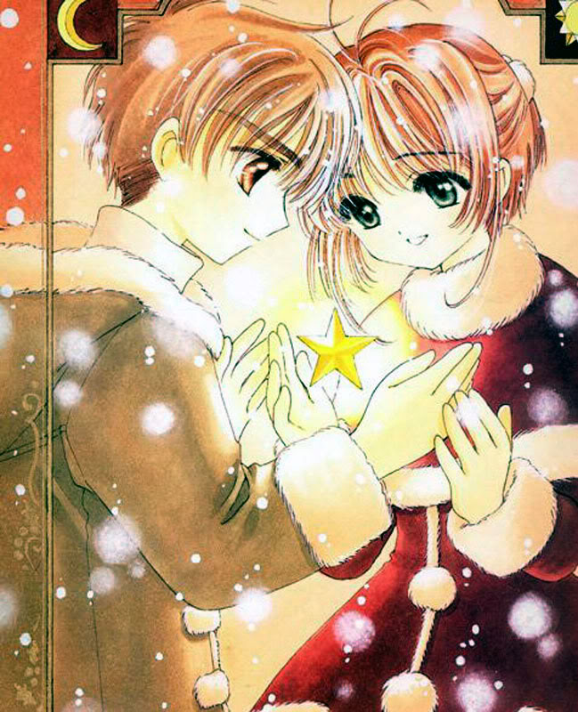 sakura and syaoran - photo #9