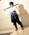 sasuke uchiha - cosplay photo