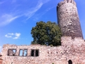 schoenburg castle ruin near naumburg - castles photo