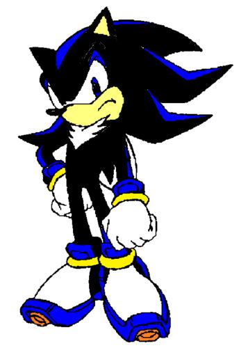 shade the hedgehog