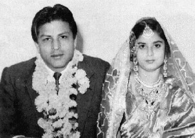 shahrukh's parents