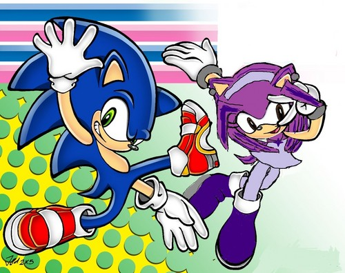 sonic and sophie