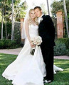 the klaroline wedding