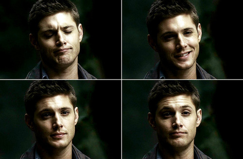 the many faces of Dean - jensen-ackles Photo