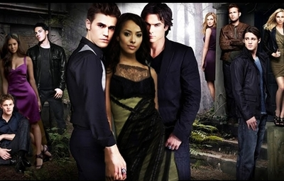 Damon & Bonnie wallpaper titled this is better