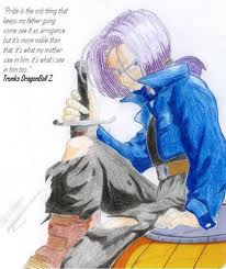 Trunks wallpaper possibly containing a gasmask and anime titled trunks <3