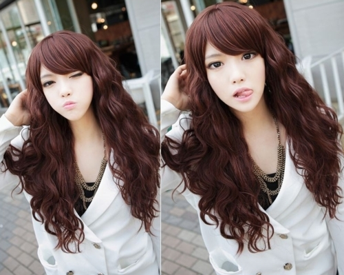 kfashion wallpaper containing a portrait called ulzzang cute hairstyle(kfashion)