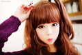 ulzzang hairstyle (kfashion)