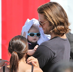 Jared Padalecki & Genevieve Cortese wallpaper with sunglasses called utter adorability!