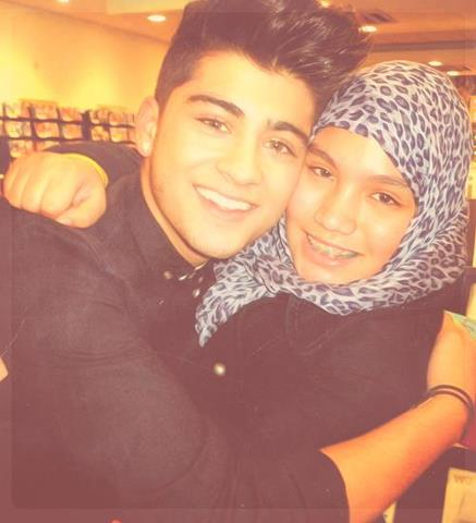 One Direction wallpaper entitled zayn malik and a muslim fan