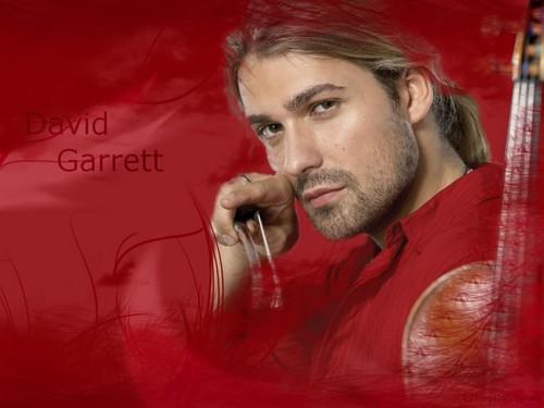 <3David Garrett<3