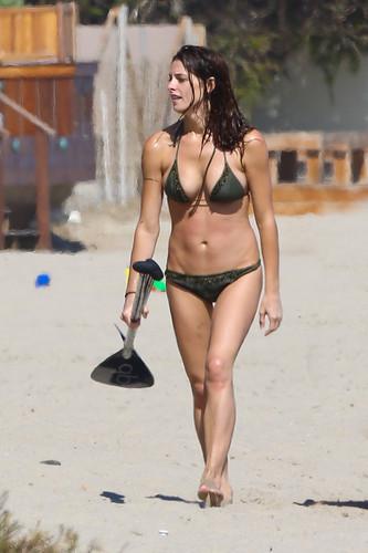 August 12 - At a bờ biển, bãi biển in Malibu