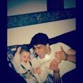 ♥Baby Malik And Dady Malik♥