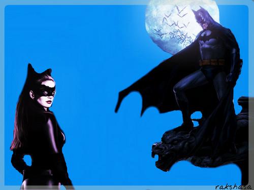 ☆ 배트맨 & Catwoman ★