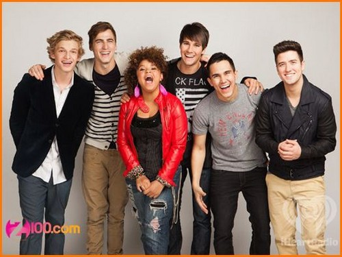 ❤Big Time Rush, Cody Simpson & Rachel Crow❤