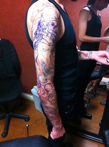 ☆ CC's new ink ★