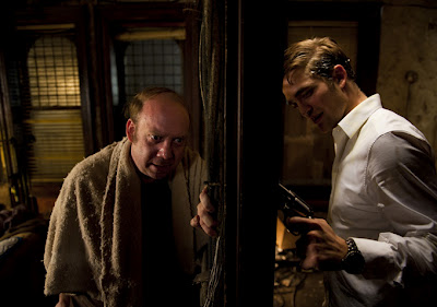 'Cosmopolis' U.S. Promo: More New Stills! - robert-pattinson Photo