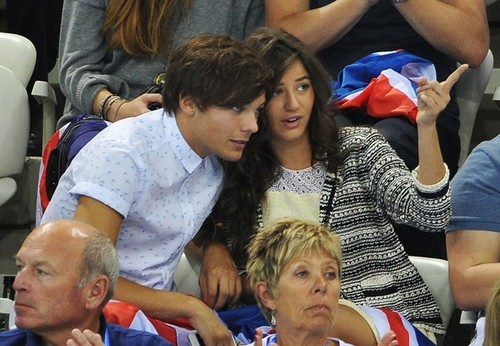 ♥Eleanor And Louis Olympic 2012♥