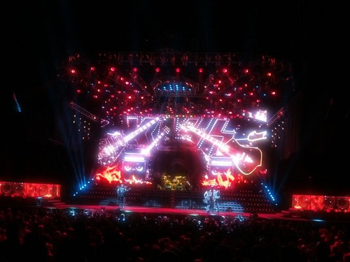 ☆ Kiss ~ Bristow show ★  - kiss Photo