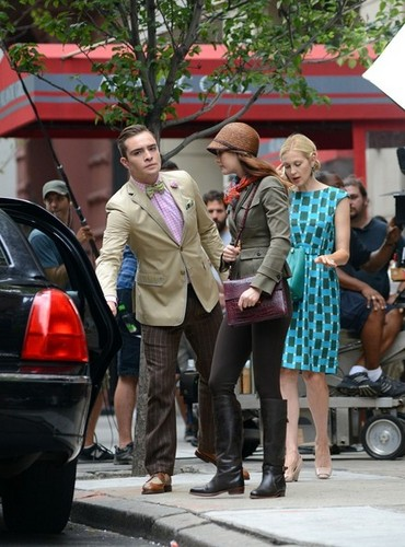 ed westwick and leighton meester film