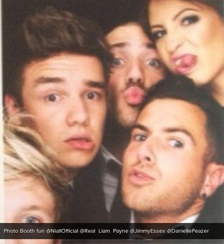 ♥Liam, Danielle, Niall♥